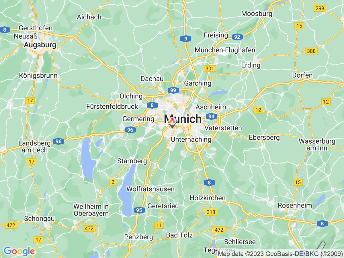Kurzurlaub Munchen 3 Tage Fur 2 Personen Hotel Gutschein